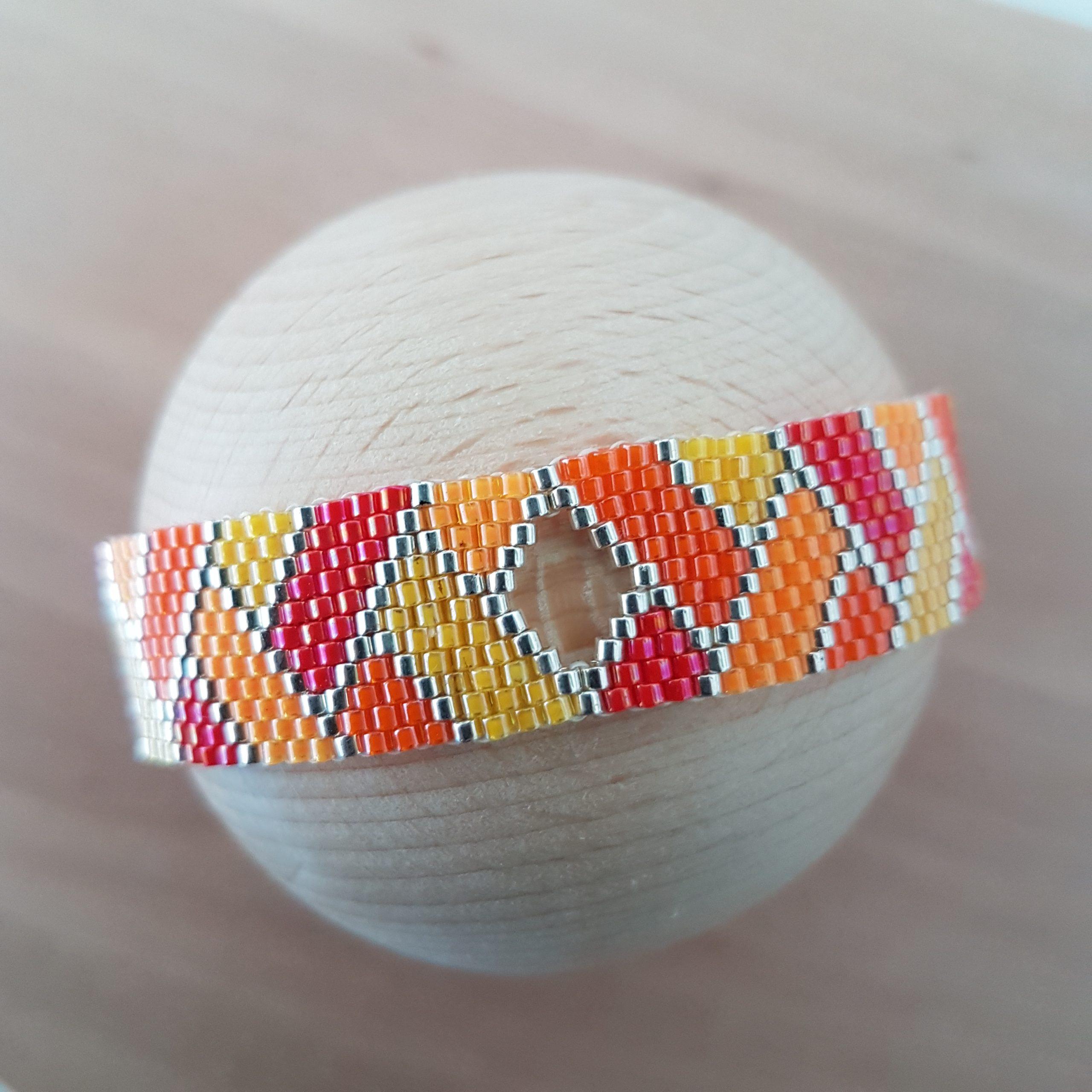 Bracelet ARLEQUIN [automne]