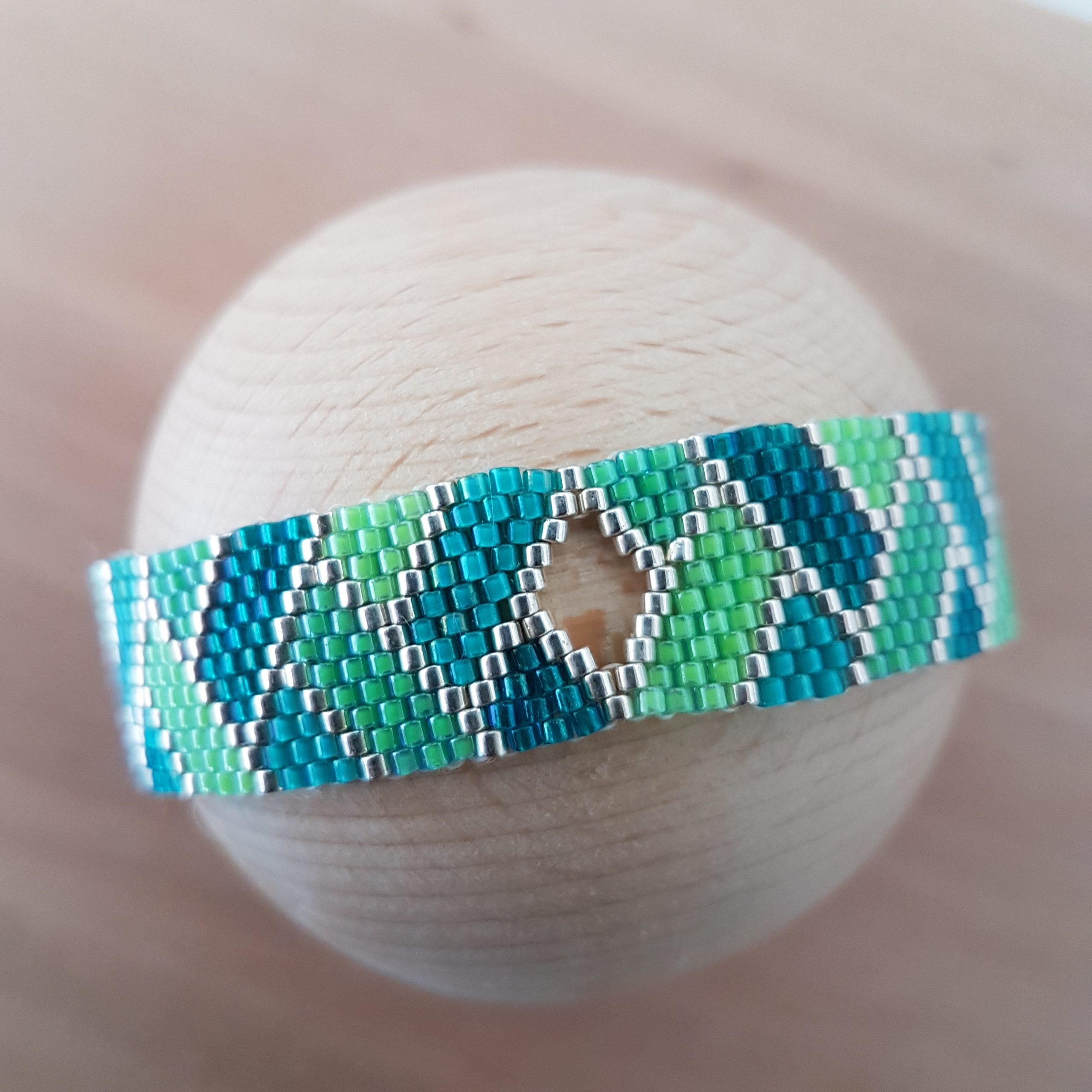 Bracelet ARLEQUIN [printemps]