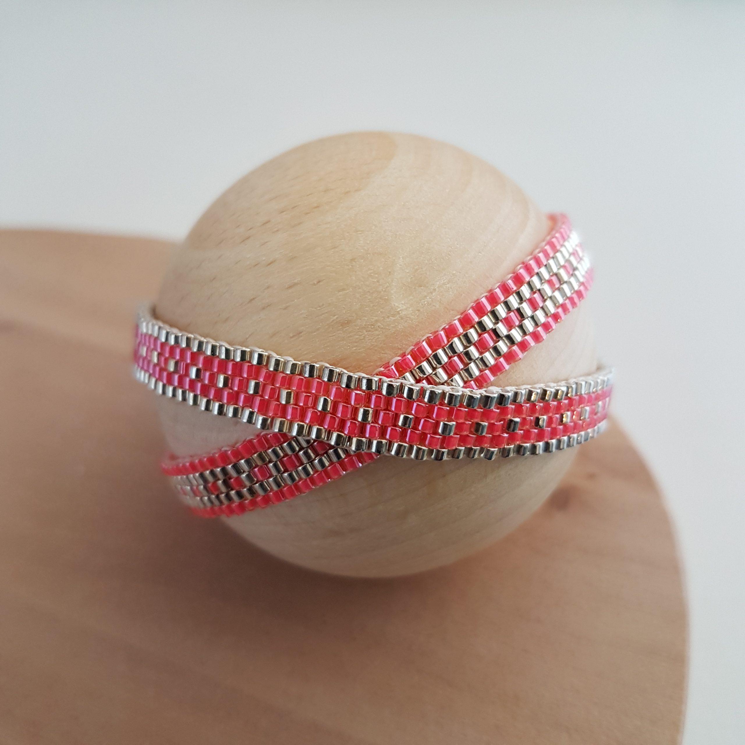 Bracelet LES CUMULABLES [corail]