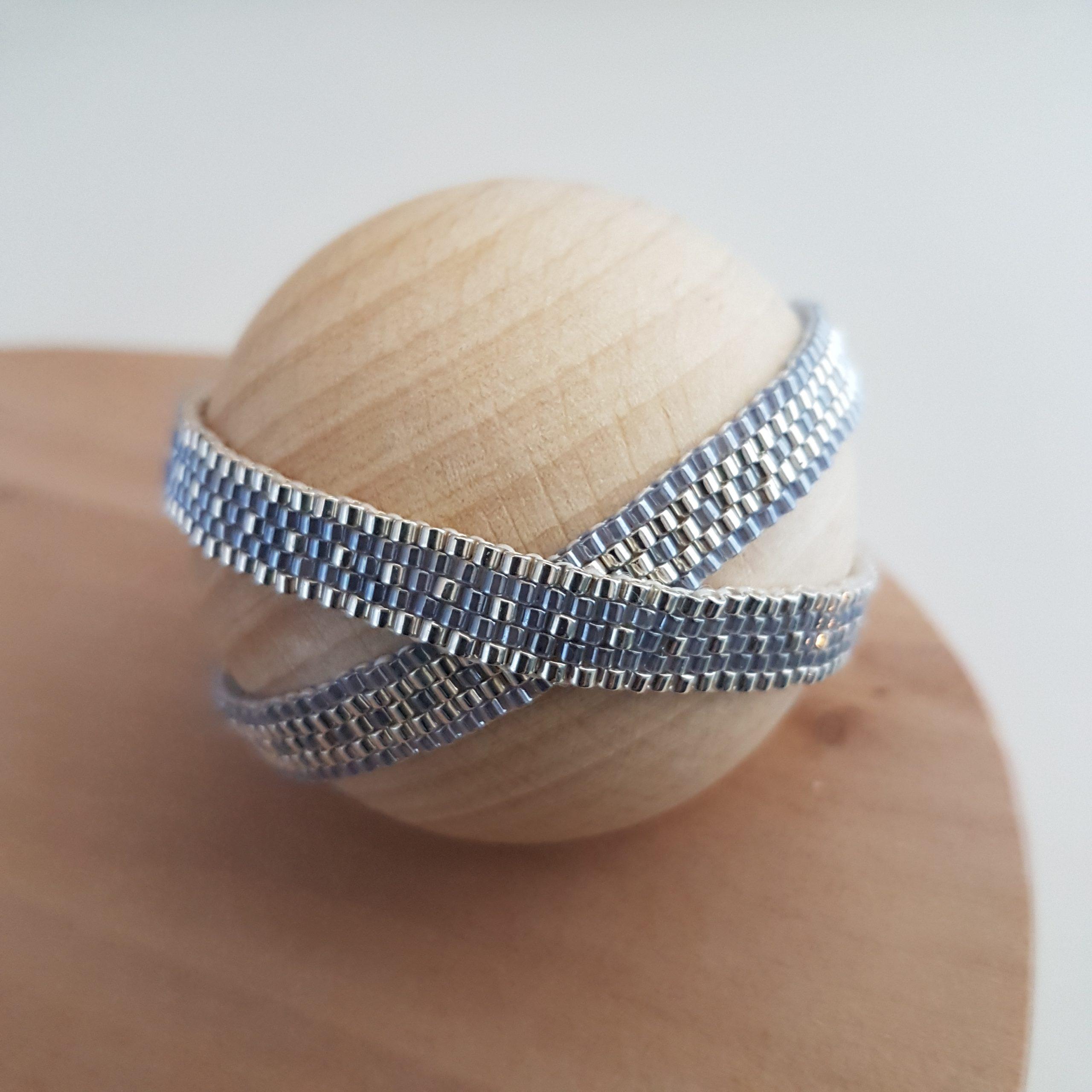 Bracelet LES CUMULABLES [gris]