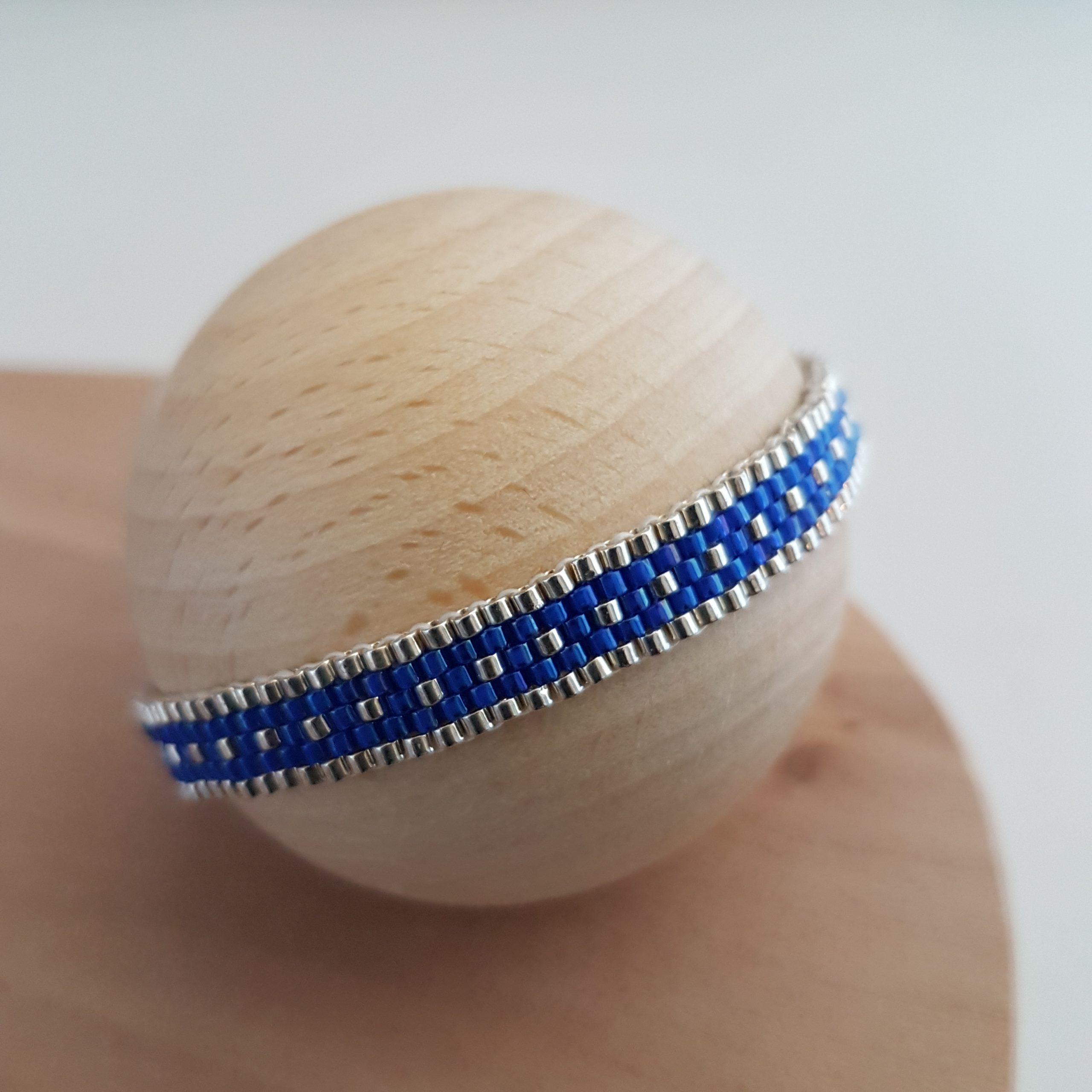 Bracelet LES CUMULABLES [bleu roi]