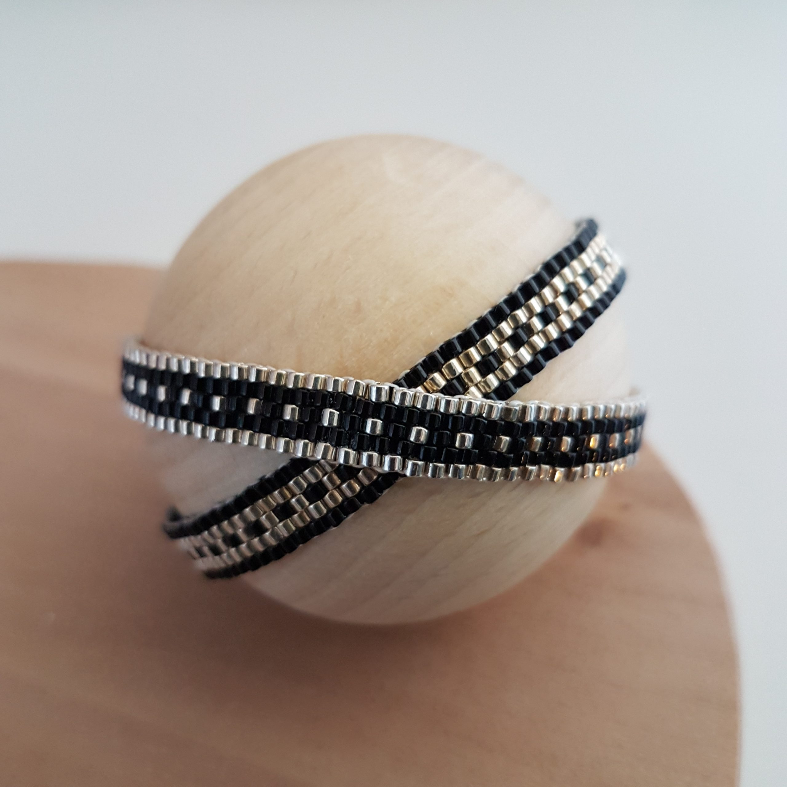 Bracelet LES CUMULABLES [noir]