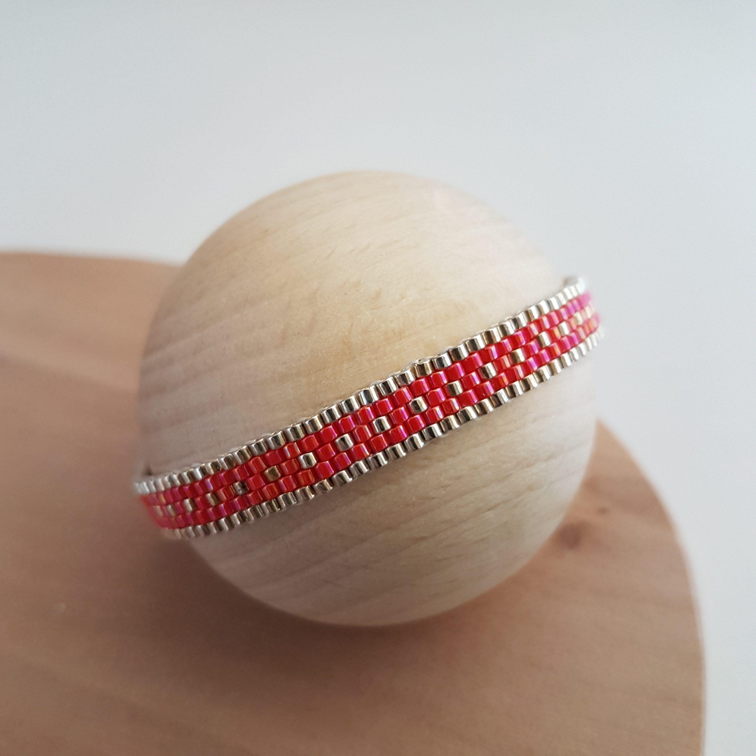 Bracelet LES CUMULABLES [rouge]