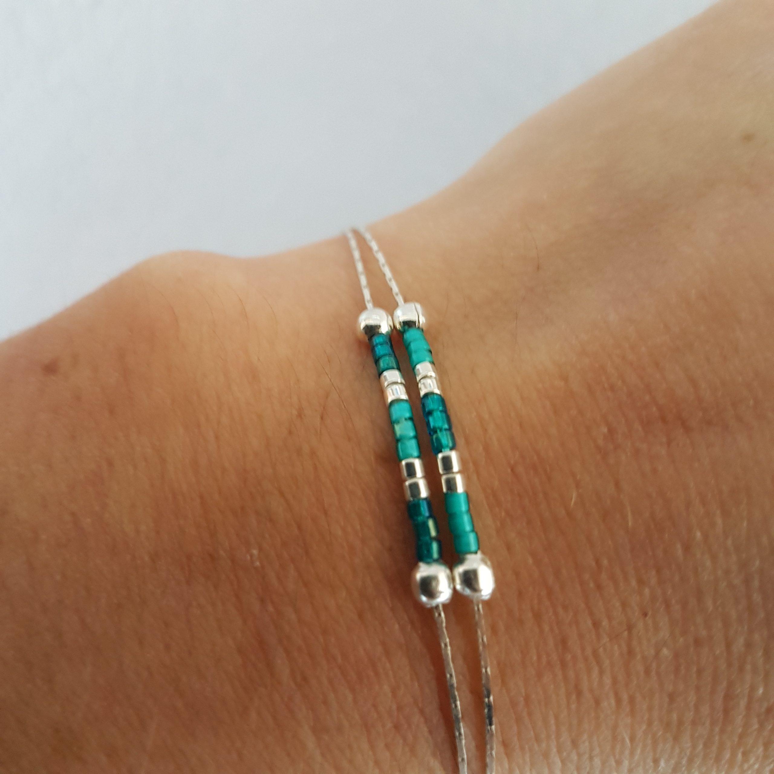 Bracelet LES PETITS CUMULABLES [turquoise]