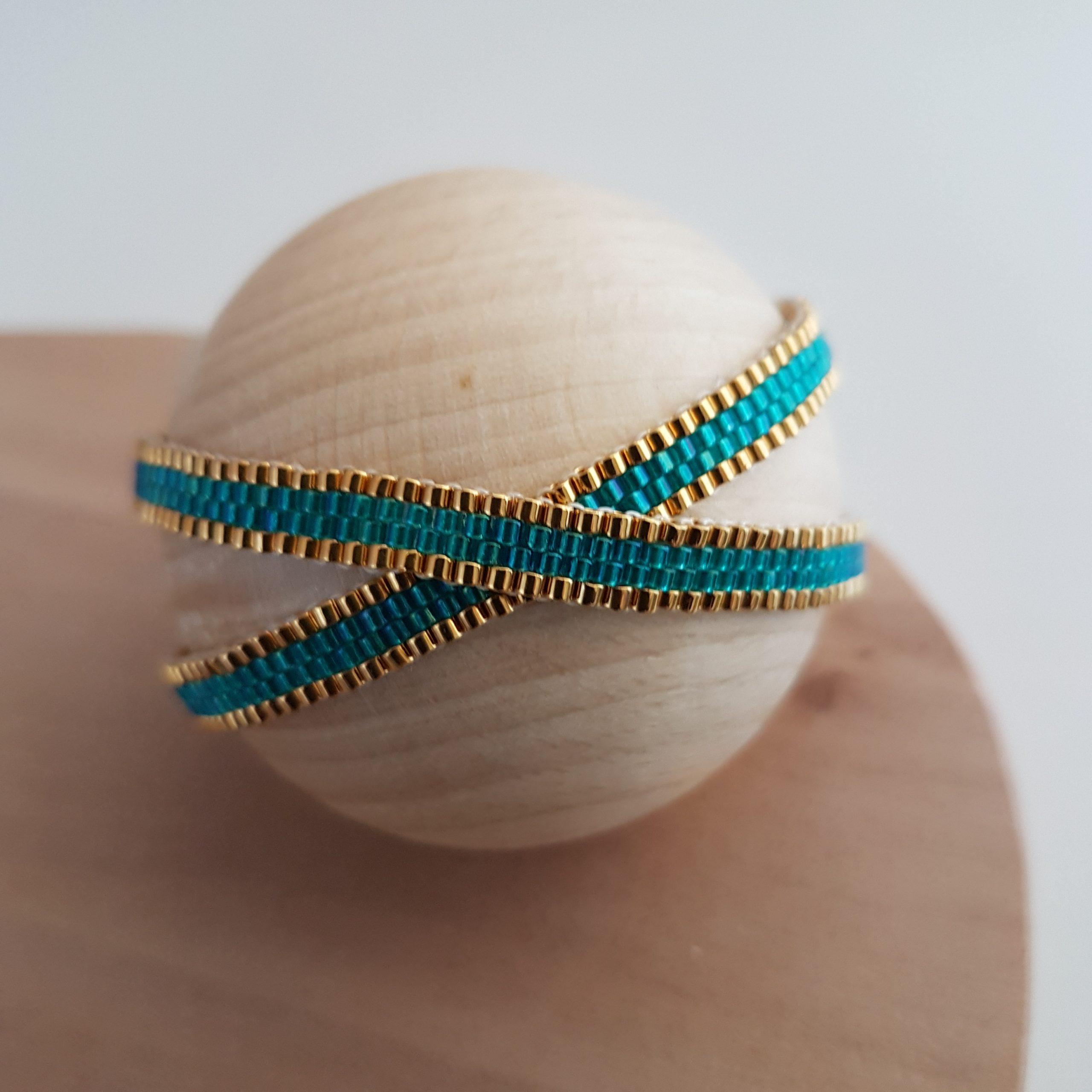 Bracelet double CAMILA [turquoise]